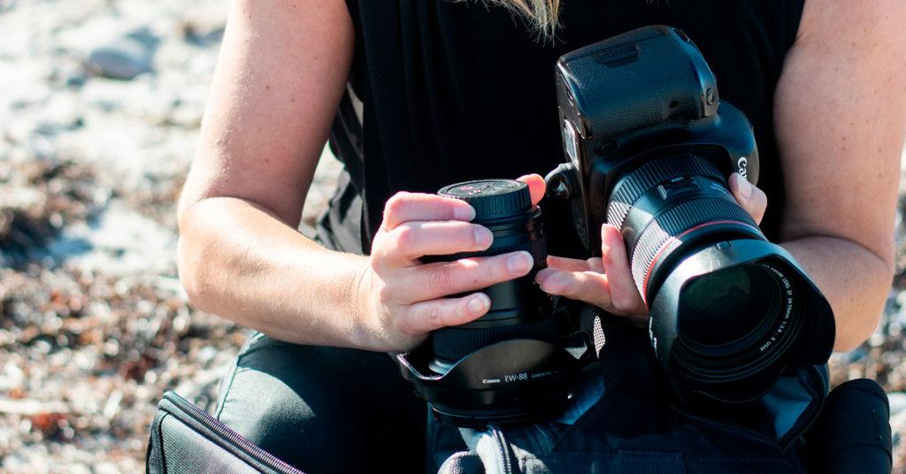 Fotograf Helen Shippey i Västerås