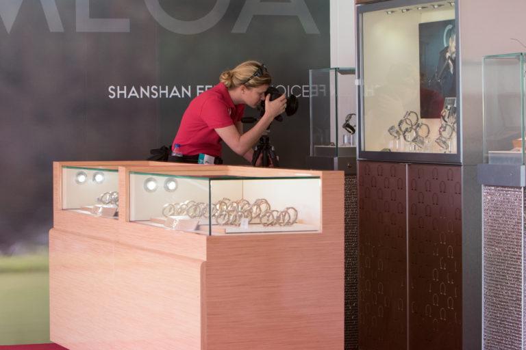 Reklamfotografering Omega Watches Shippey