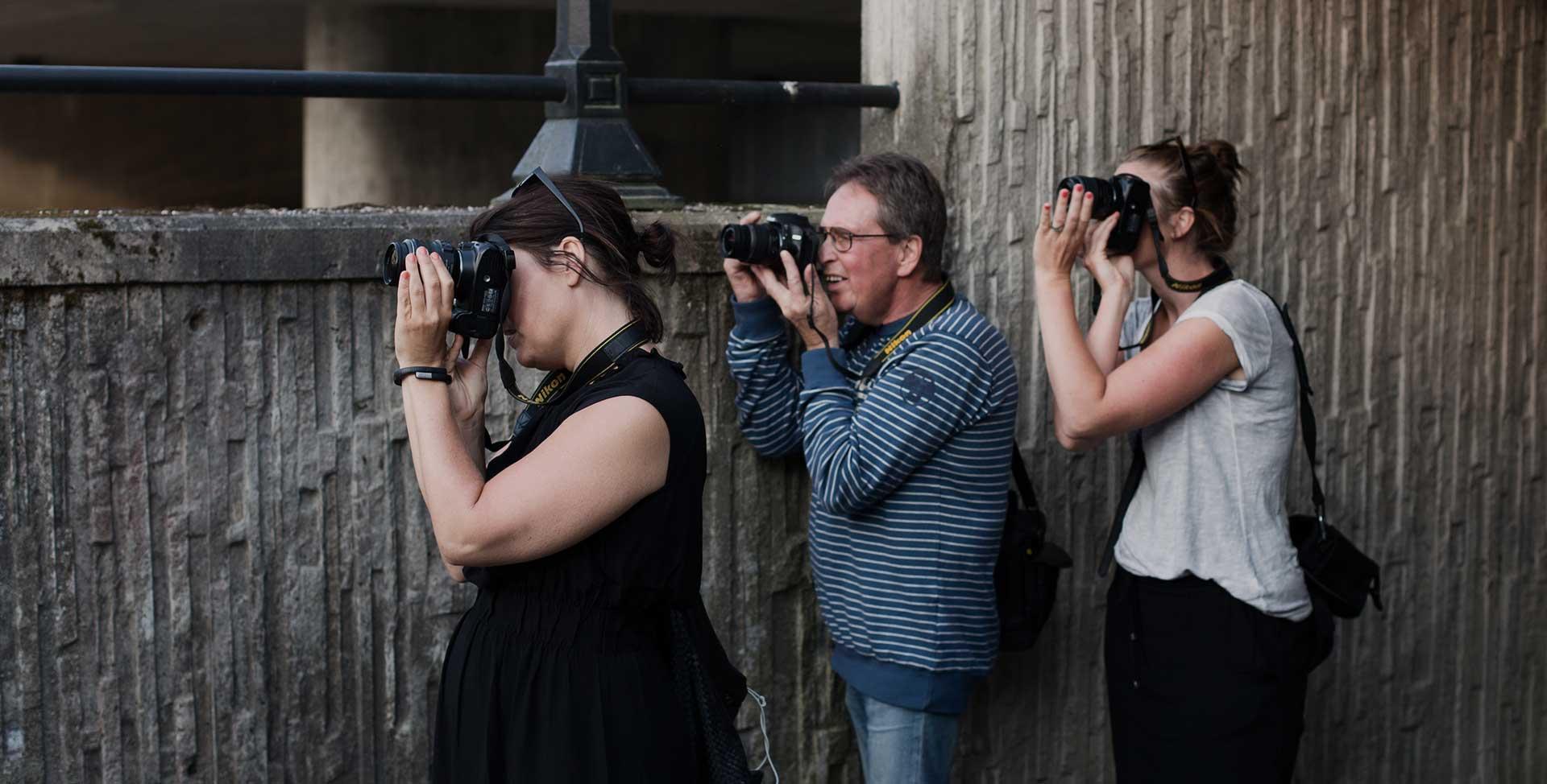 Foto-workshop  Fotopromenad