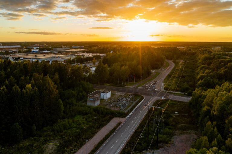 Shippey levererar foto, drönarbilder och video i västerås, köping och mälardalen