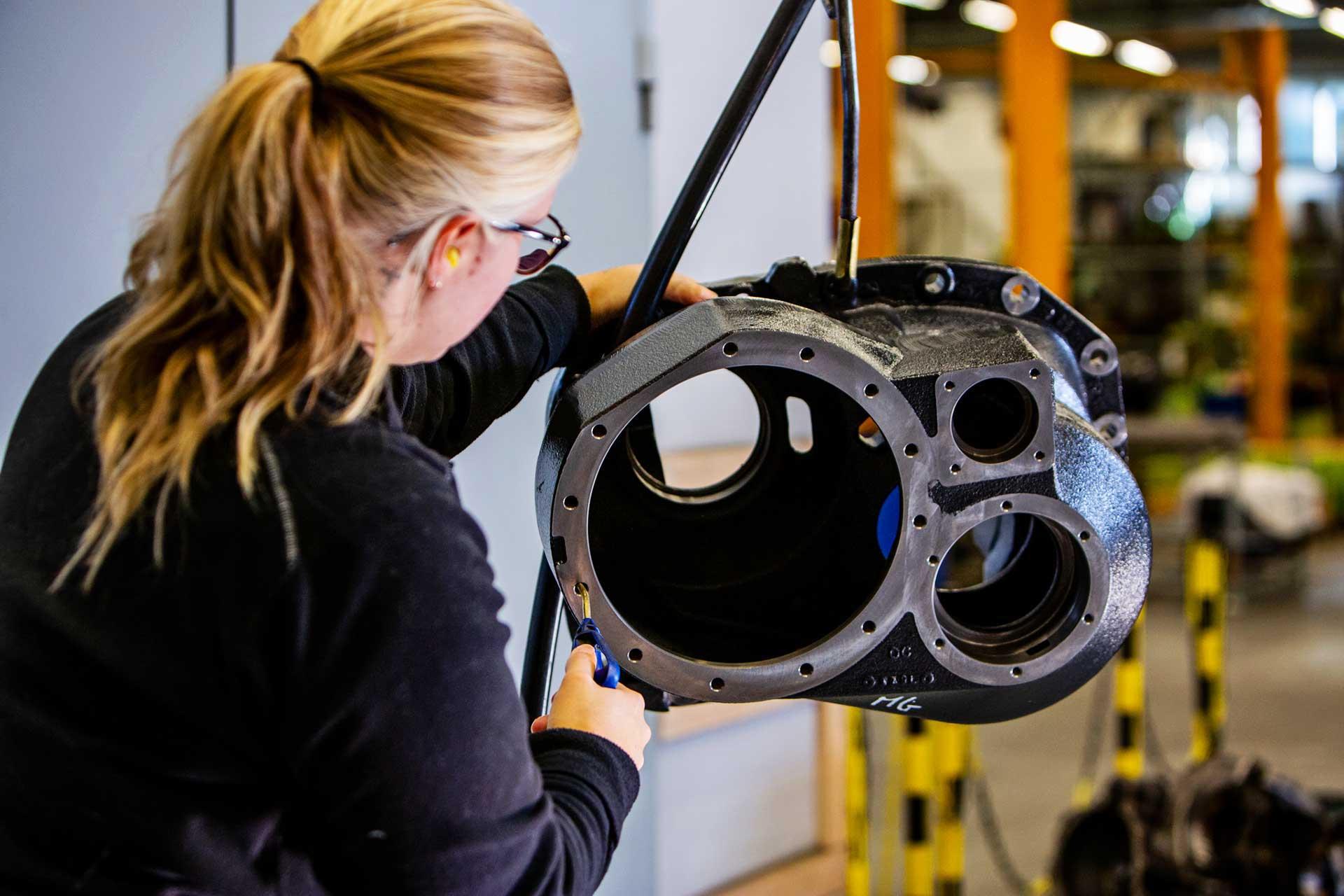Industrifotografering Eskilstuna