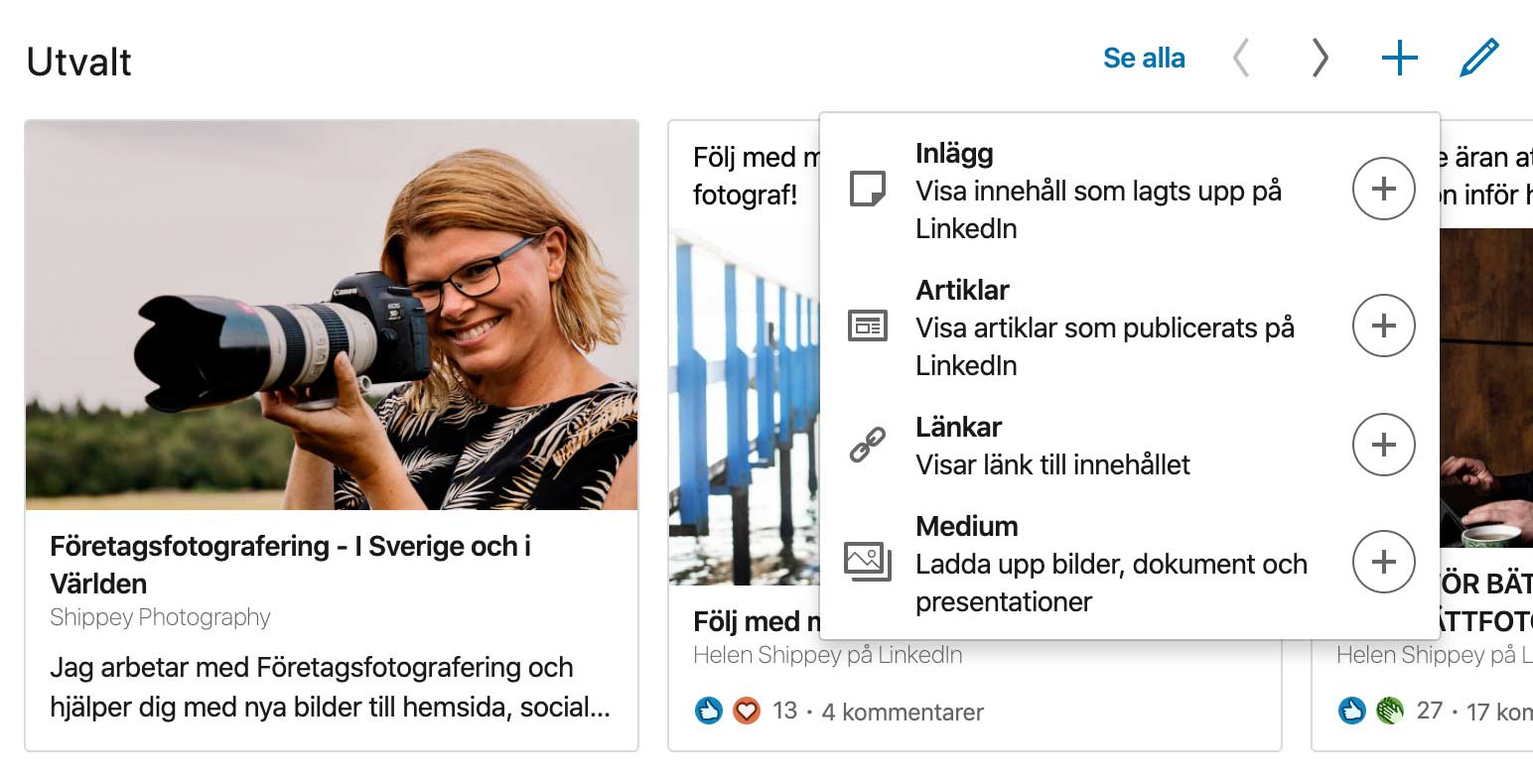 Profilbild LinkedIn