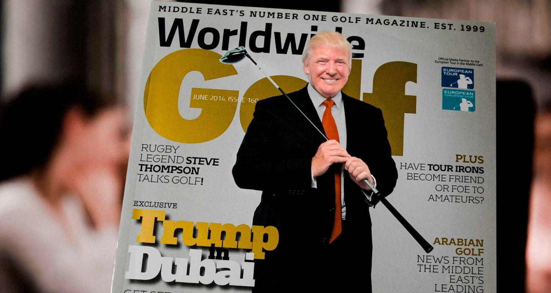 Donald Trump  Fotograf