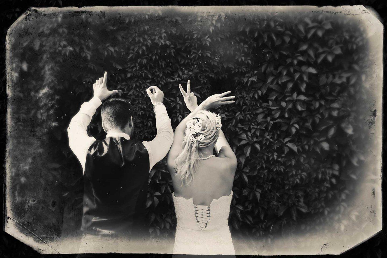 Bröllopsfotografering bröllopet