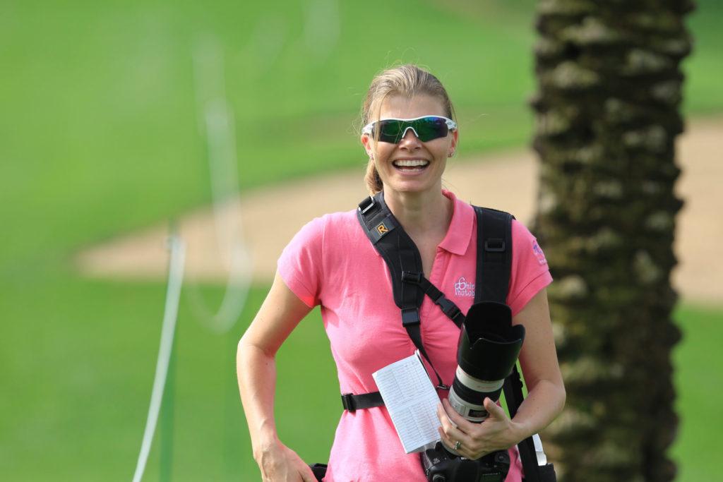 Fotograf bilder Fotograf Shippey på en golfbana