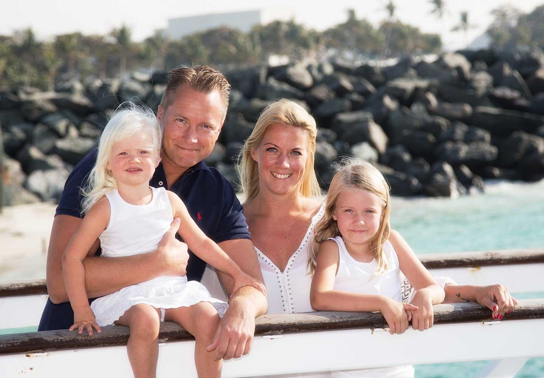 Fototips familjebilder bild på en familj